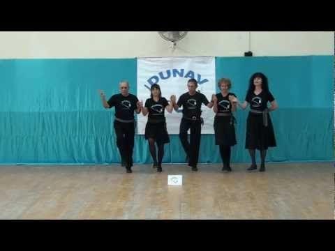 Ciuleandra, Romanian folk dance - YouTube