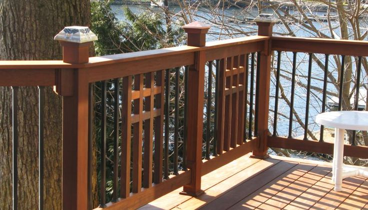 Glass Balusters For Decks