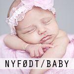 Nyfødt » Fotograf Haslien