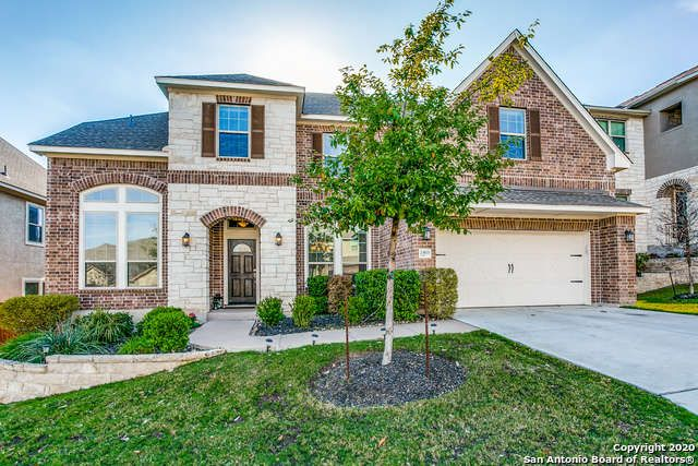 Single Family Detached San Antonio Tx No City Taxes Beautiful Home In Gated Community With Great Amenities En S In 2020 Large Backyard Beautiful Homes Backyard