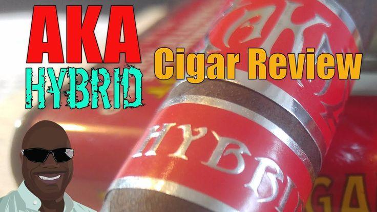 AKA Hybrid Cigar Review| Dominican & Honduran filler | Cameroon & Corojo cross breed| LeeMack912