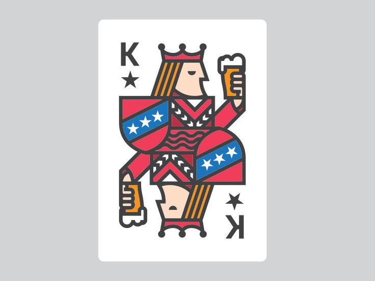 Trump Card by Kiel Johnson #Design Popular #Dribbble #shots