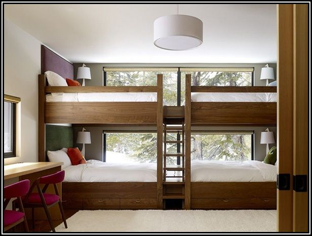 Built In Bunk Beds For Adults   Bedding   Home Design Galleries. Top 25 ideas about modern home design and ideas on Pinterest   The