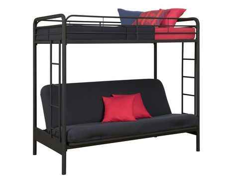 DHP Twin/Futon Bunk Bed- Dorel Home Products- Walmart.ca