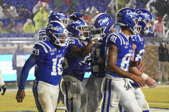 Duke 2020 Win Total College Football Pick And Prediction In 2020 College Football Picks Football Picks College Football