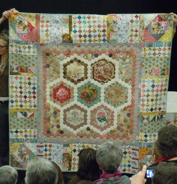 87 best Antique Australian Quilts images on Pinterest | Embroidery ... : australian quilts - Adamdwight.com