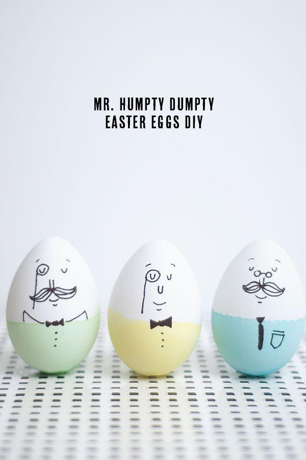 6 Simple, Last Minute Easter Crafts |