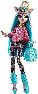 Monster High Brand-Boo Students Isi Dawndancer på Tradera.com - Dockor |