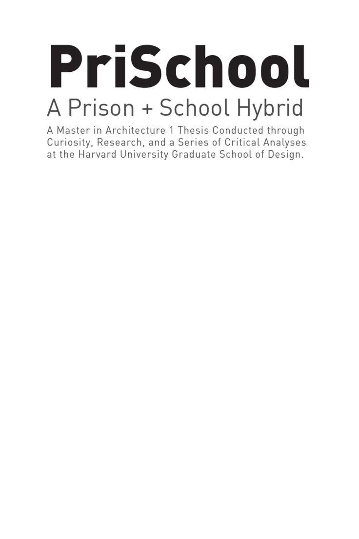 Incarceration as a form of punishment essay