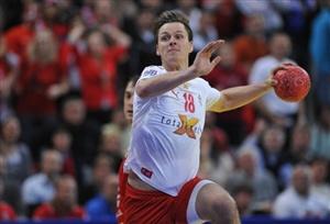 MT Melsungen v HSV Hamburg live streaming is available on Wednesday from the Handball Bundesliga.