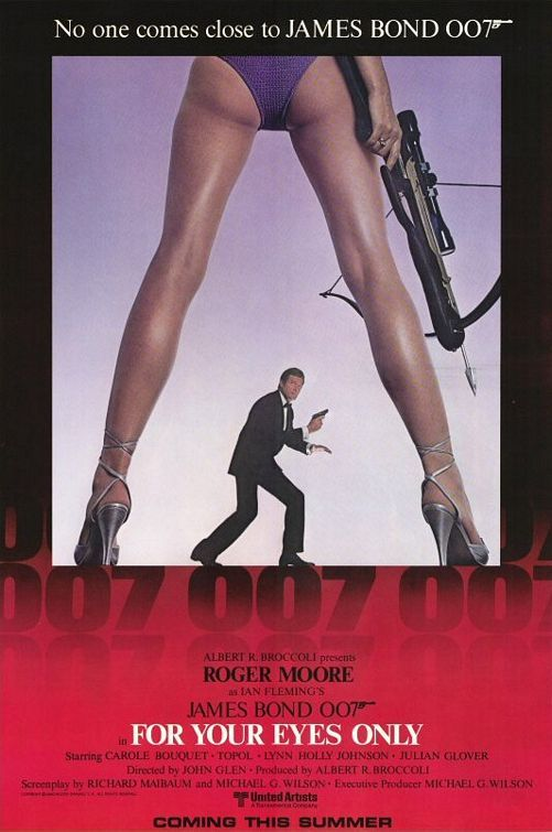 double sided james bond movie posters - Google Search