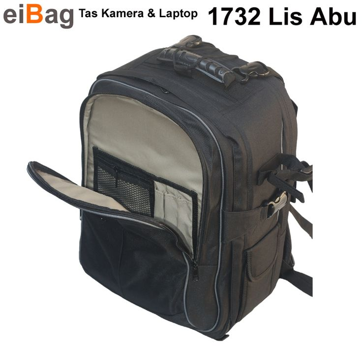 Tas Kamera Bandung Kode 1732 Lis Abu - KATALOG BANDUNG