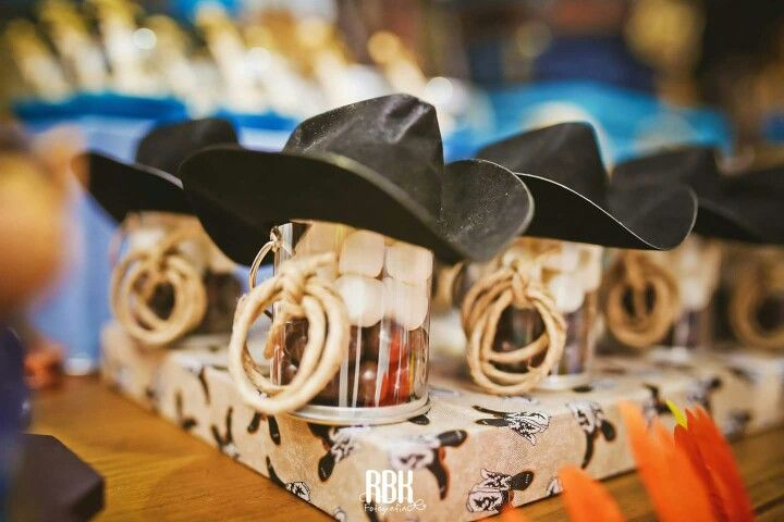 Festa Faroeste -cowboy party