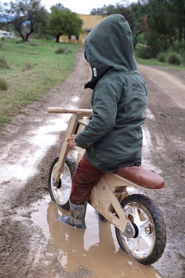 Toby Balance Bike || Pedersen + Lennard