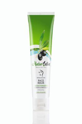 Hydraterend gezichtsmasker 75ml. Diep reinigend gezichtsmasker