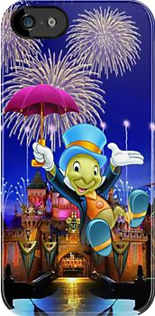 """""""Jiminy Cricket"""" iPhone & iPod Cases by ArgentStylingz 