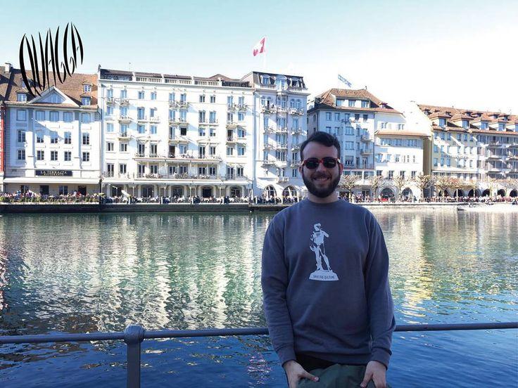#quagga en Lucerna. Suiza.