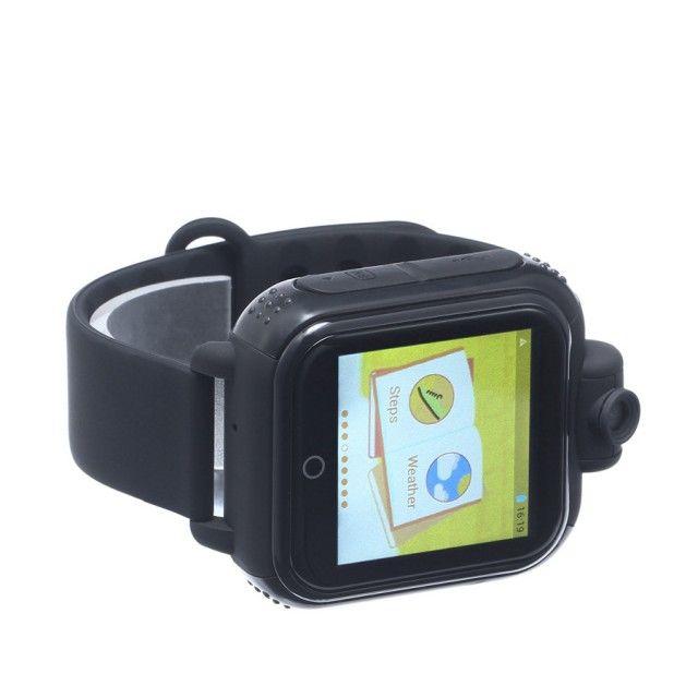 Ceas GPS copii Wonlex GW1000 3G, cu camera foto, functie
