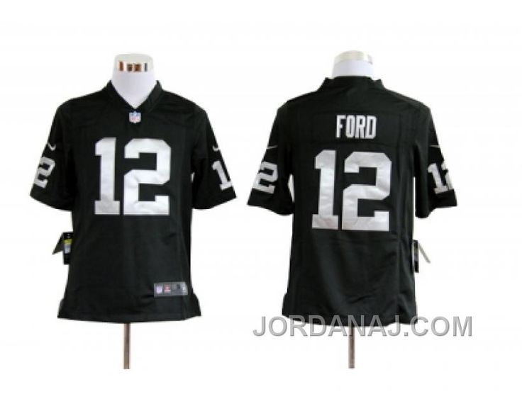 http://www.jordanaj.com/nike-oakland-raiders-12-jacoby-ford-black-game-jerseys.html NIKE OAKLAND RAIDERS #12 JACOBY FORD BLACK GAME JERSEYS Only 20.56€ , Free Shipping!