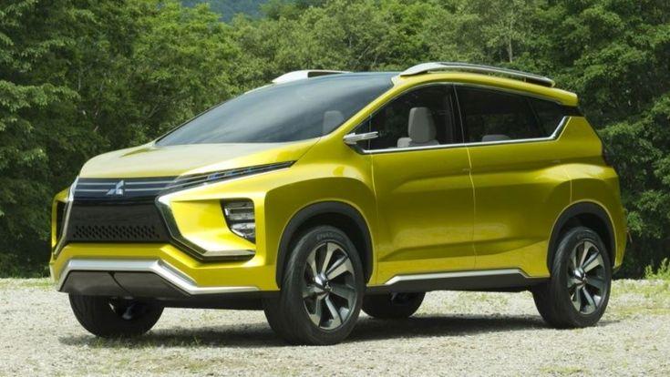 Как могут выглядеть будущие внедорожники Mitsubishi?