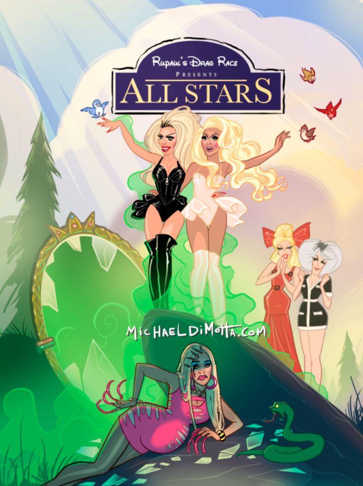 Rupaul's Drag Race All Stars Season 2 Episode 5