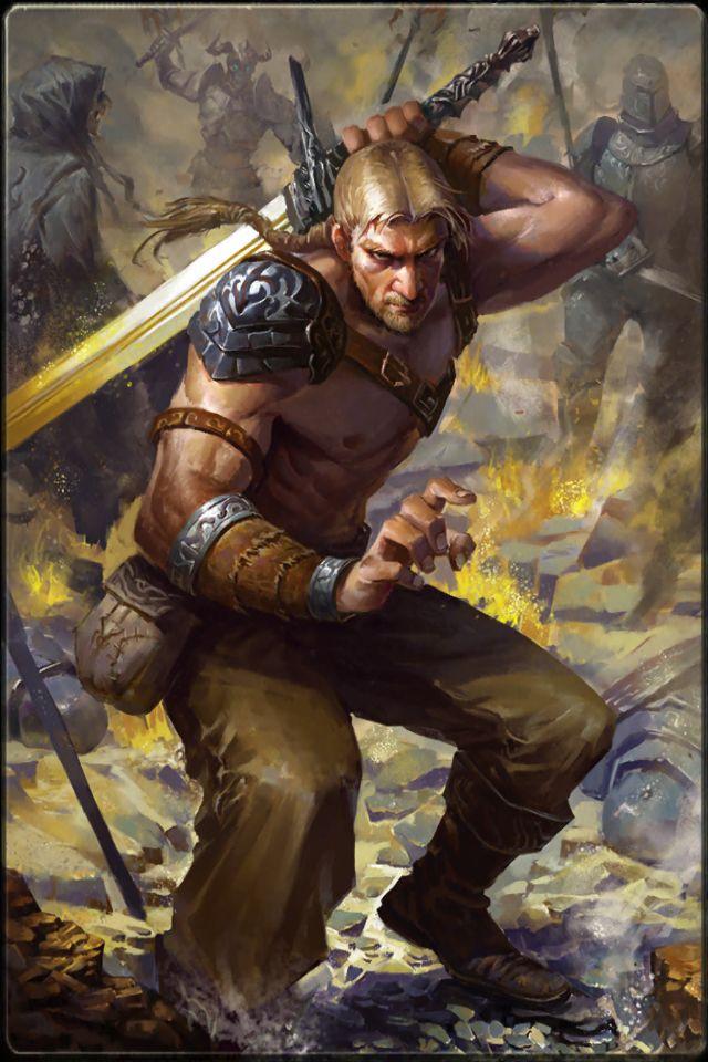 pathfinder heroes of the wild pdf