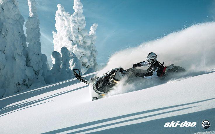 Snowmobile Wallpaper Backgrounds 2012 Ski Doo Summit