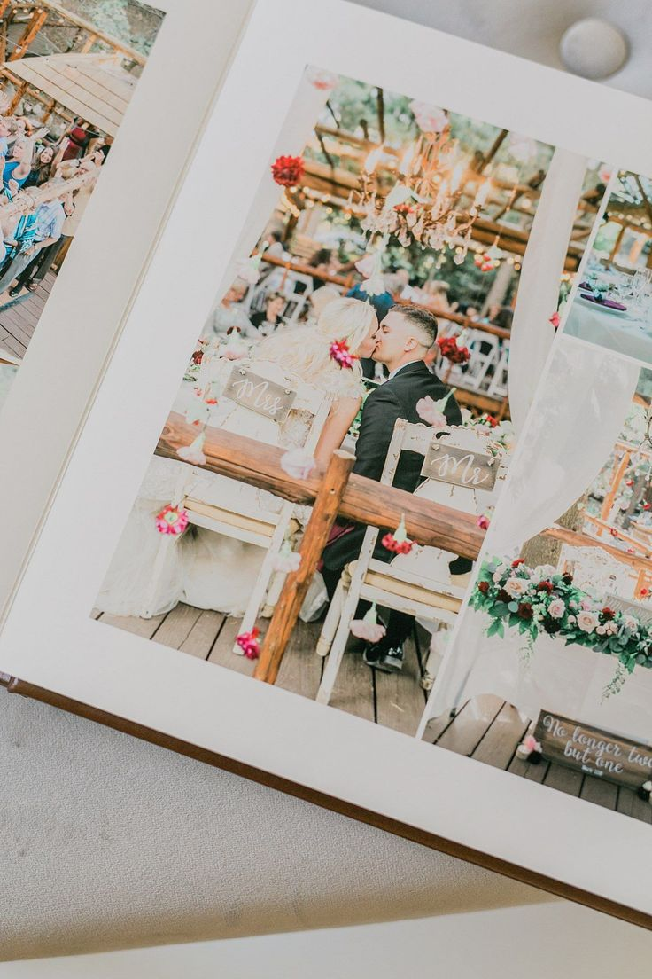 Beautiful Weathered leather wedding albums with Cameo ...