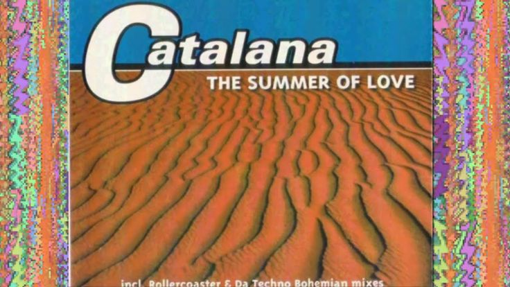 Catalana - The Summer Of Love (Rollercoaster Beach Edit) | 90s EURO HOUS...