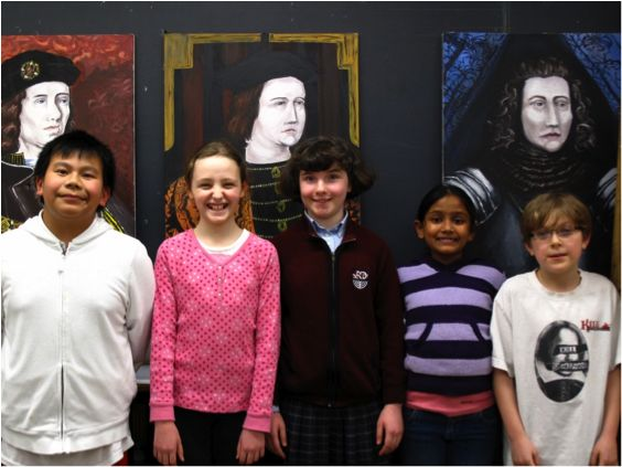 Our 2012 Shakespeare Sonnets by Kids readers! #Shakespeare #Sonnets #ValentinesDay #Fundraiser #Toronto #Education #Gift