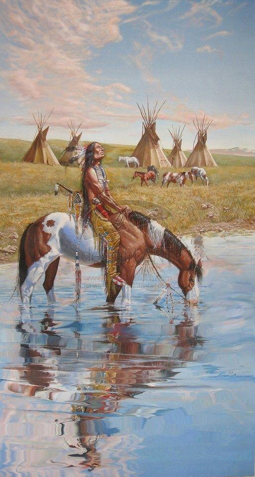 Mejores 335 im genes de nativos americanos en pinterest - Fogli da colorare nativo americano ...