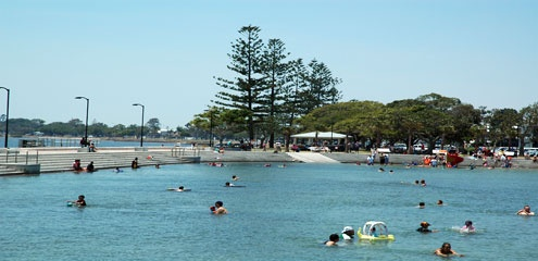 Wynnum Wading Pool Wynnum Esplanade Wynnum | Must Do Brisbane