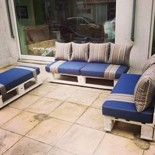 Paletten, Sofa