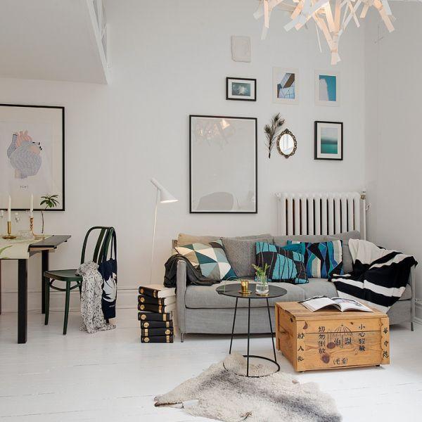 M s de 1000 ideas sobre ikea dormitorio blanco en - Salones pequenos ikea ...