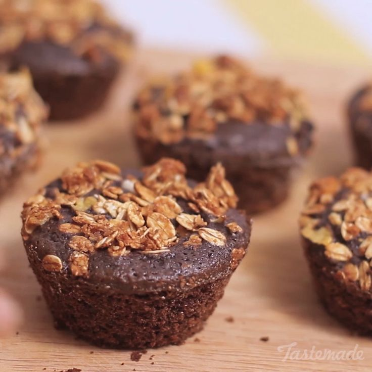 Learn how to make Acai Cupcakes. No guilt but packed with antioxidants.