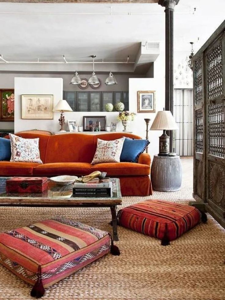 Image Result For Living Room Without A Couch Morocco
