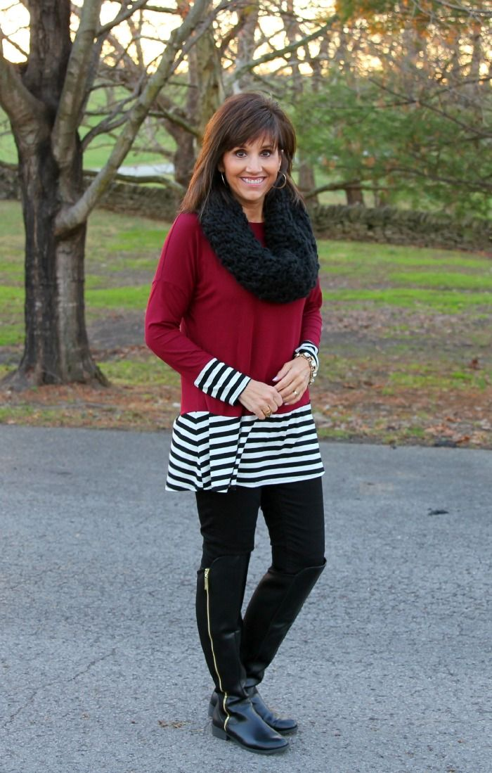 Casual Winter Style For Women Over 40 | Casual winter ...