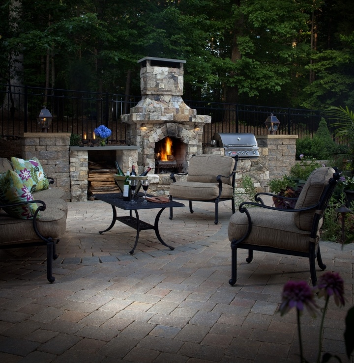 Outdoor Fireplace cost of outdoor fireplace : 59 best Outdoor Fireplaces images on Pinterest