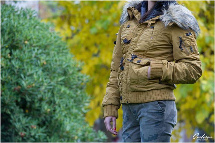 Για τις κρύες μέρες: #khujo™   Designed in #Hamburg...Made for the World! #Omberon   Photo © Vicky Lafazani