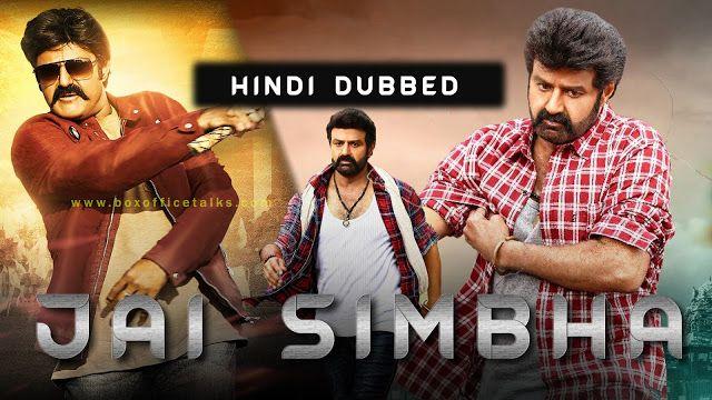 Jai Simha Hindi dubbed   Hindi, Dubbed, Movies