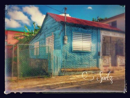 Antigua casa en Fajardo. Puerto Rico. | PuertoRico en ...