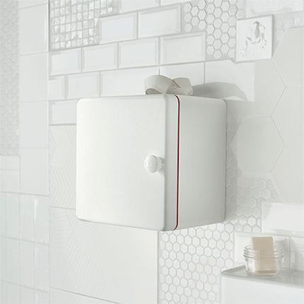 Beautiful Small White Medicine Cabinet