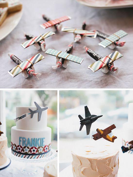 Un anniversaire de pilote