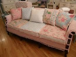 Image result for shabby chic living room