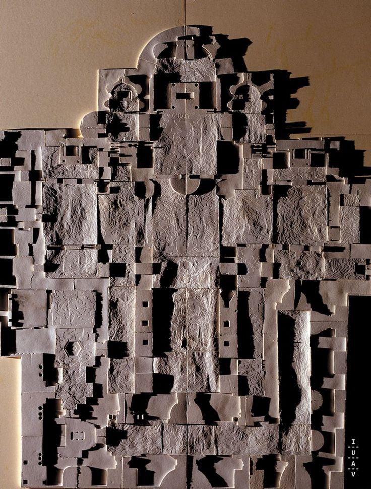 Renato Rizzi · La Sindone di pietra