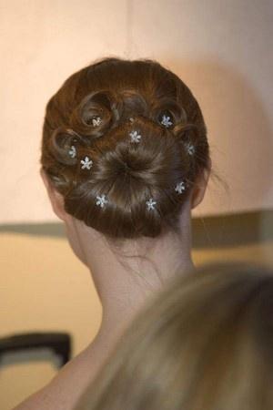 Updo Bridesmaid Hairstyles