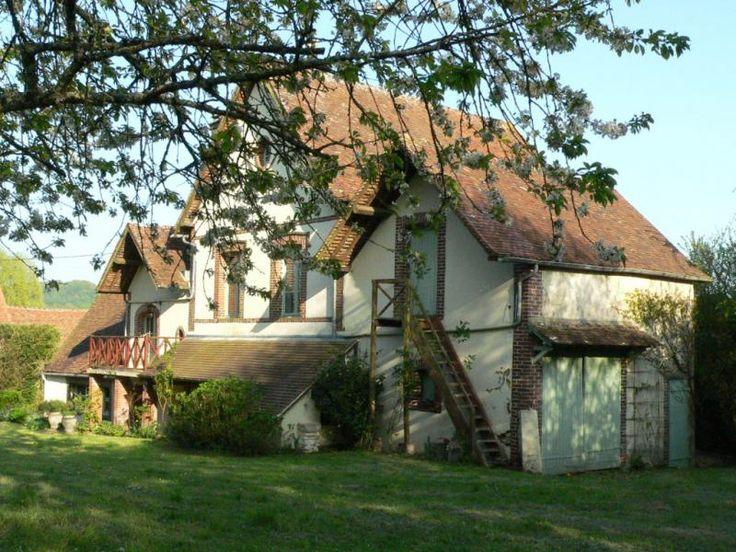 Maison 10 pièces 180 m² à vendre La Chapelle Montligeon 61400, 268 000 € - Logic-immo.com