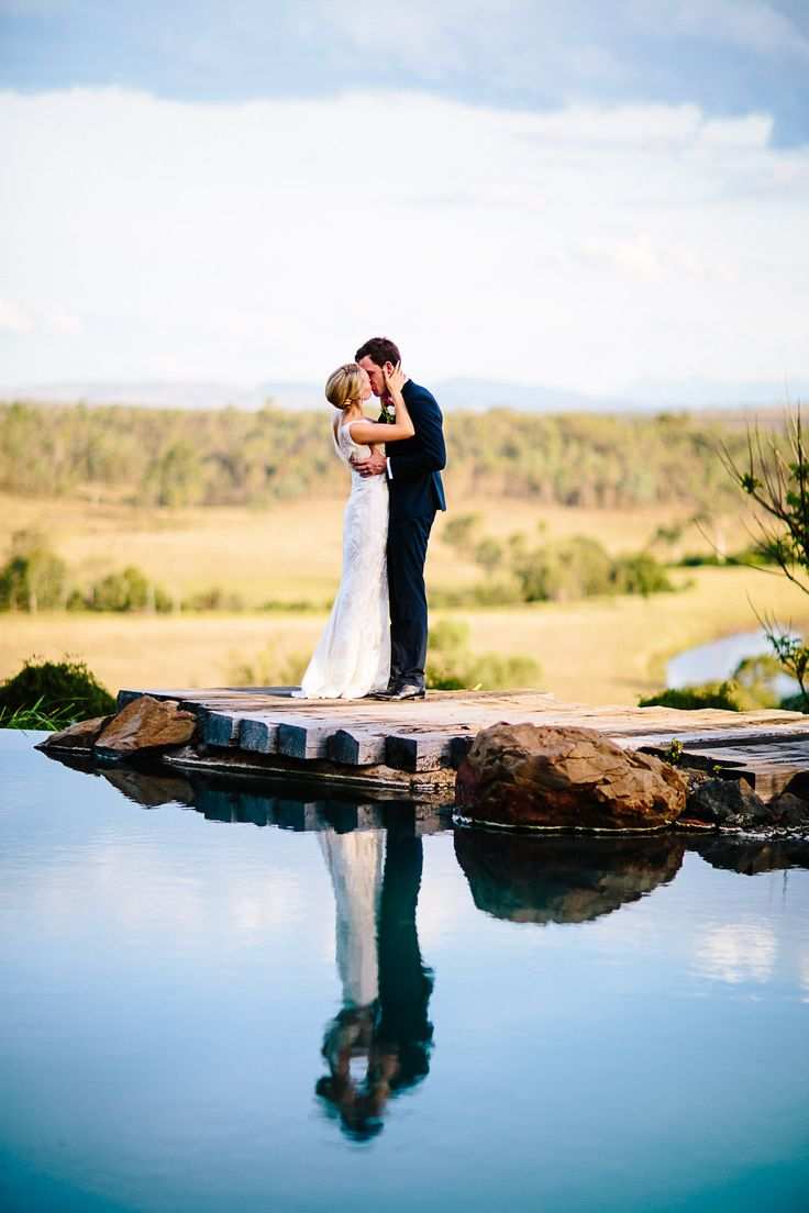 Romantic Wedding Location with Country Views - Spicers Hidden Vale