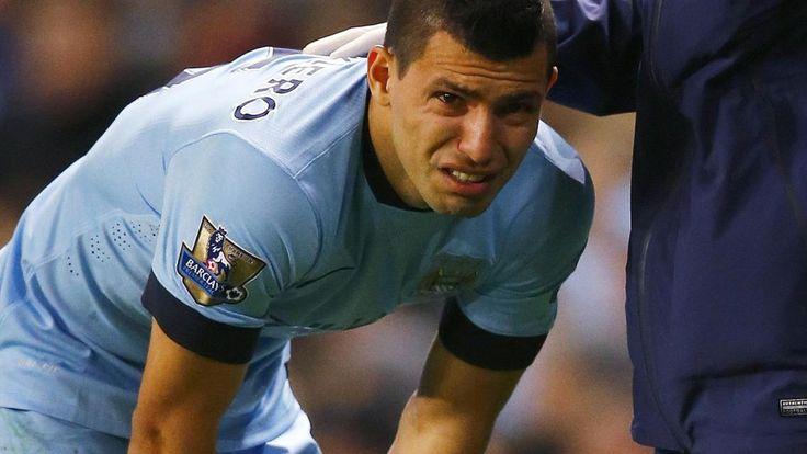 Skuad Manchester City Pantang Menyerah -  Penyerang Manchester City, Sergio Aguero bersumpah selalu berjuang