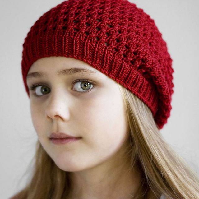 Ravelry: Slouched Tuva Hat pattern by Turvid